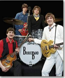 BROUCI BAND The Beatles Revival piatok 21.30 h